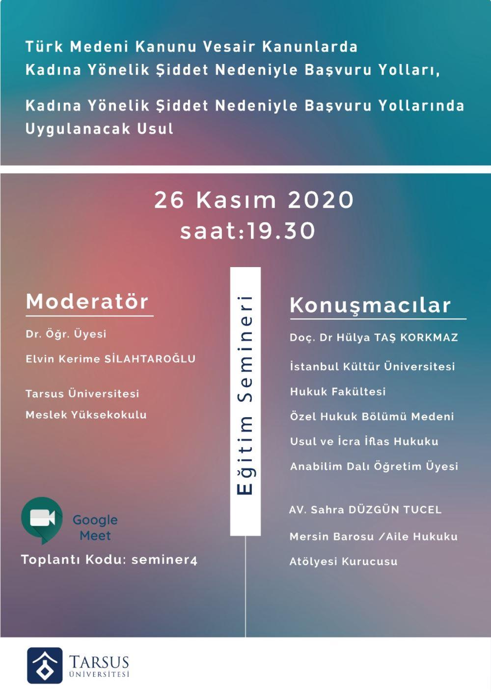 Türk Medeni Kanunu Vesair Kanunlarda Kadına Yönelik Şiddet Nedeniyle Başvuru Yolları, Kadına Yönelik Şiddet Nedeniyle Başvuru Yollarında Uygulanacak Usul